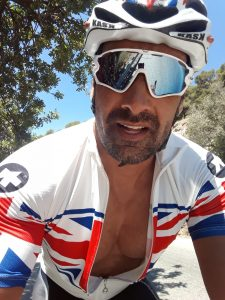 Personal Training Marbella Dominic James Cycling